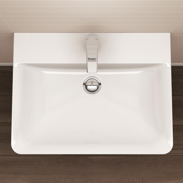 Ideal Standard Connect Air Waschtisch weiß, ohne Beschichtung