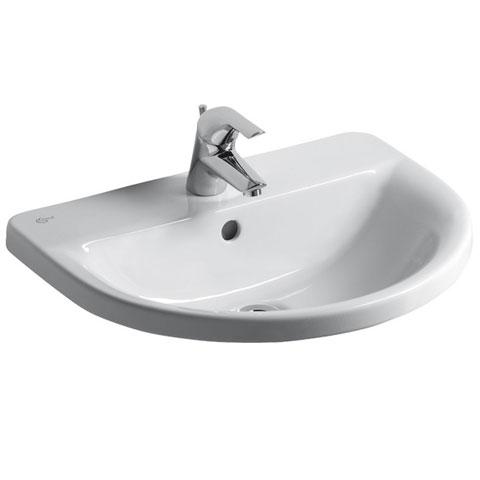 Ideal Standard Connect Arc Einsatzwaschtisch weiß