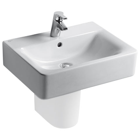 Ideal Standard Connect Cube Handwaschbecken weiß