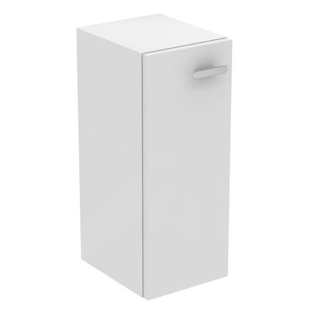 Ideal Standard Connect Space Seitenschrank für Handwaschbecken Front weiß hochglanz / Korpus weiß hochglanz