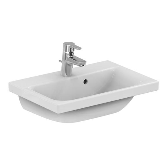 Ideal Standard Connect Space Waschtisch weiß, mit Ideal Plus