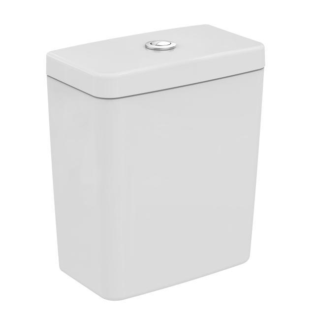 Ideal Standard Connect Spülkasten Cube 6 Liter, Zulauf unten weiß