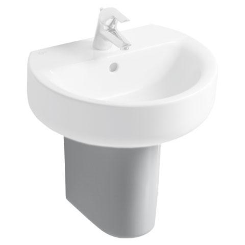Ideal Standard Connect Wandsäule für Handwaschbecken weiß