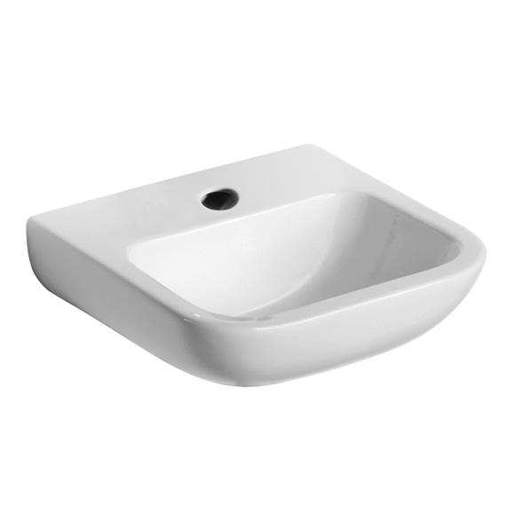 Ideal Standard Contour 21 Handwaschbecken weiß, mit 1 Hahnloch