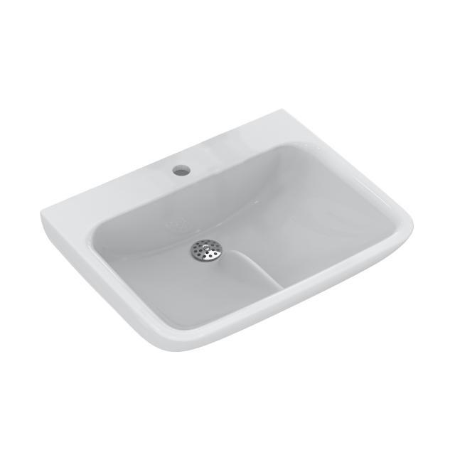 Ideal Standard Contour 21 Plus Handwaschbecken weiß, mit 1 Hahnloch