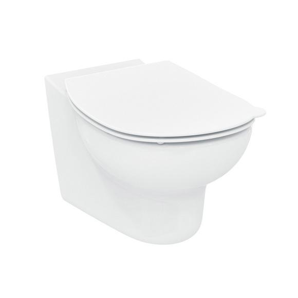 Ideal Standard Contour 21 Schools Wand-Tiefspül-WC, ohne Spülrand weiß