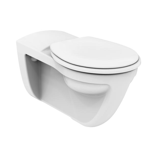 Ideal Standard Contour 21 Wand-Flachspül-WC, barrierefrei weiß