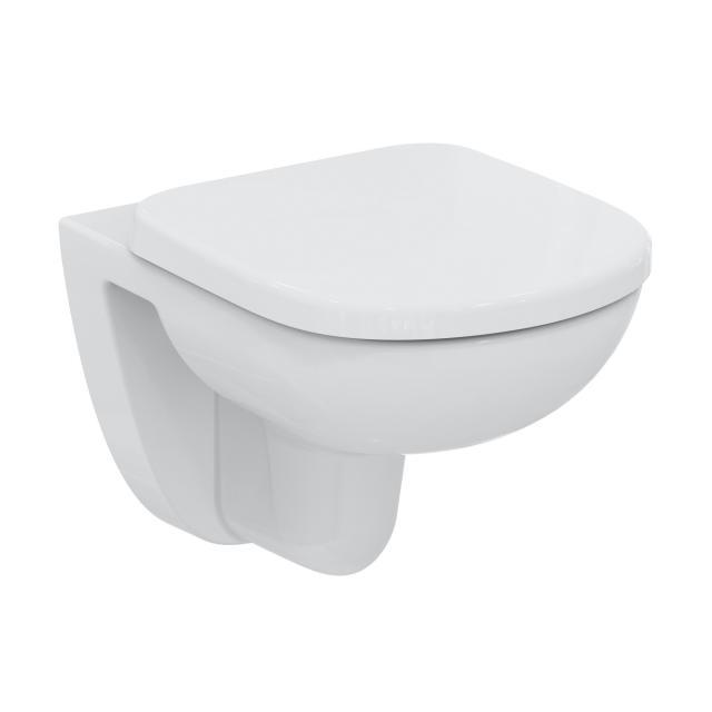 Ideal Standard Eurovit Plus Wand-Tiefspül-WC, Kompakt mit Spülrand