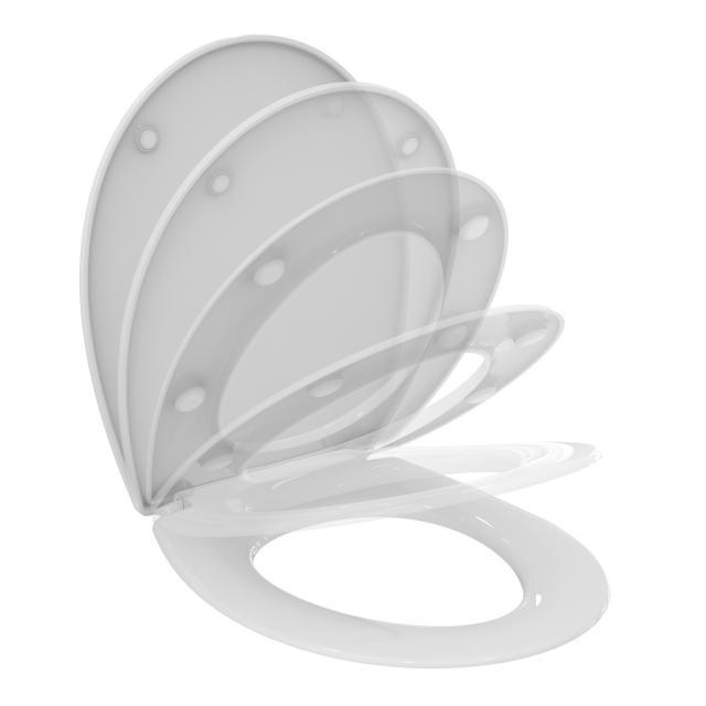 Ideal Standard Eurovit WC-Sitz Design mit Absenkautomatik