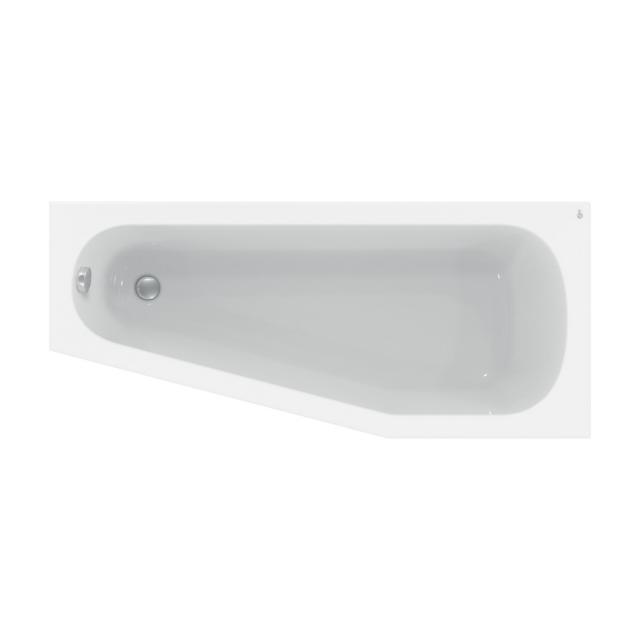Ideal Standard Hotline Neu Raumspar-Badewanne, asymmetrisch