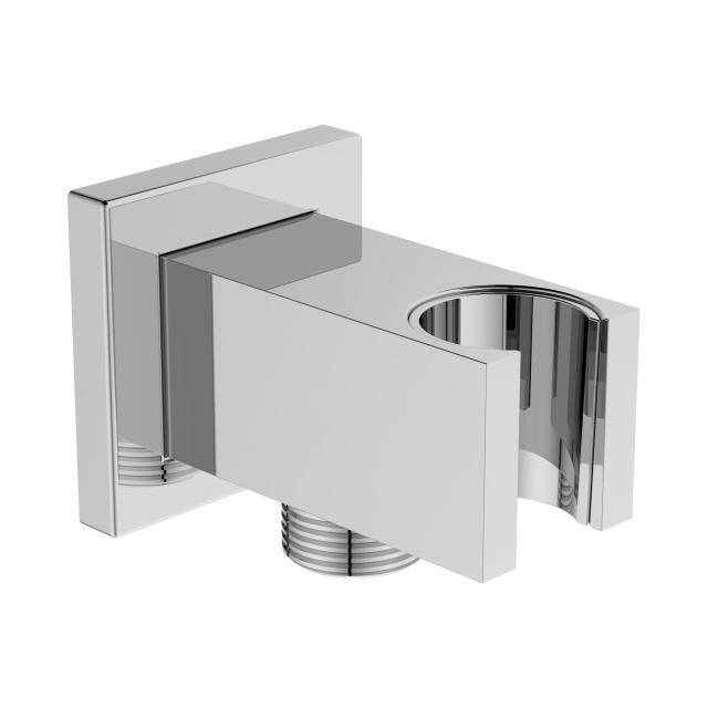 Ideal Standard Idealrain Atelier Wandanschlussbogen mit Brausehalter chrom