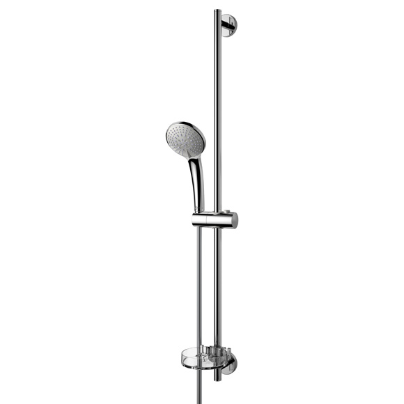 Ideal Standard Idealrain M3 Brausekombination mit 3-Funktionshandbrause, Ø 100 mm Höhe: 900 mm