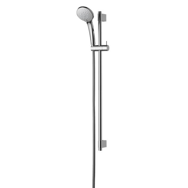 Ideal Standard Idealrain Pro Brausekombination mit 3-Funktionshandbrause, Ø 100 mm Höhe: 900 mm