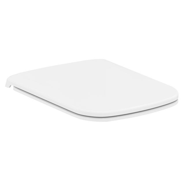 Ideal Standard Mia / Strada WC-Sitz Flat weiß mit Absenkautomatik soft-close
