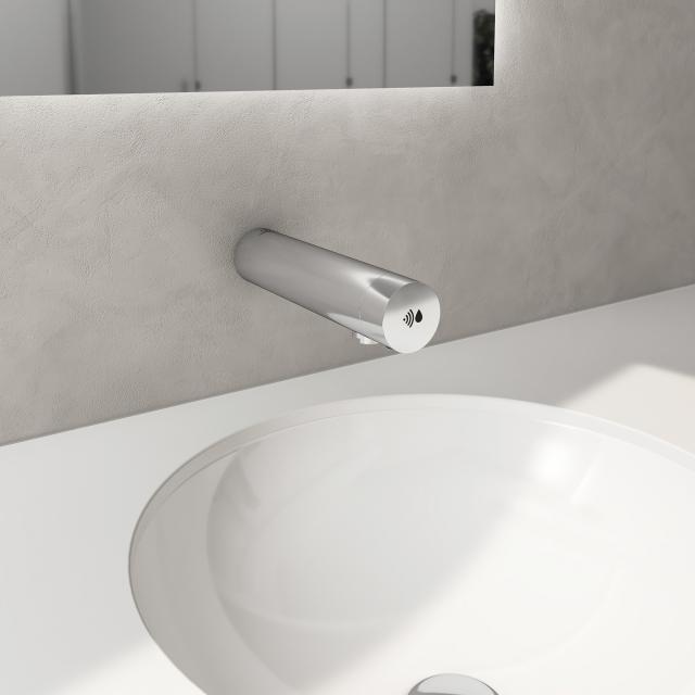 Ideal Standard Sensorflow Sensor-Wand-Waschtischarmatur, ohne Temperaturregulierung