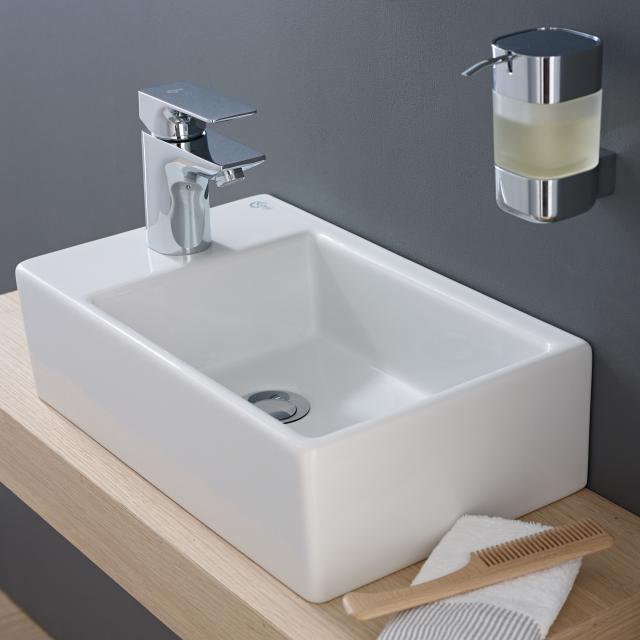 Ideal Standard Strada Handwaschtisch weiß, mit Ideal Plus