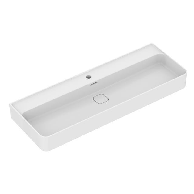 Ideal Standard Strada II Waschtisch weiß, mit 1 Hahnloch, ungeschliffen