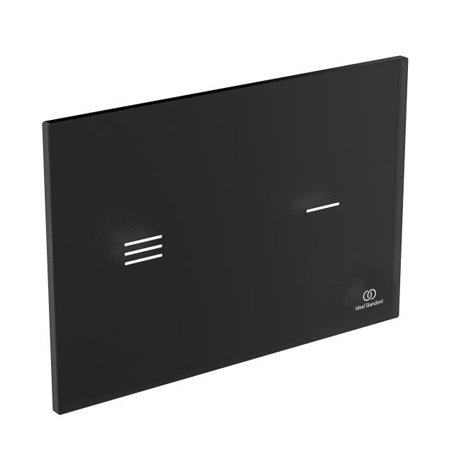 Ideal Standard Symfo NT1 Betätigungsplatte elektrisch schwarz