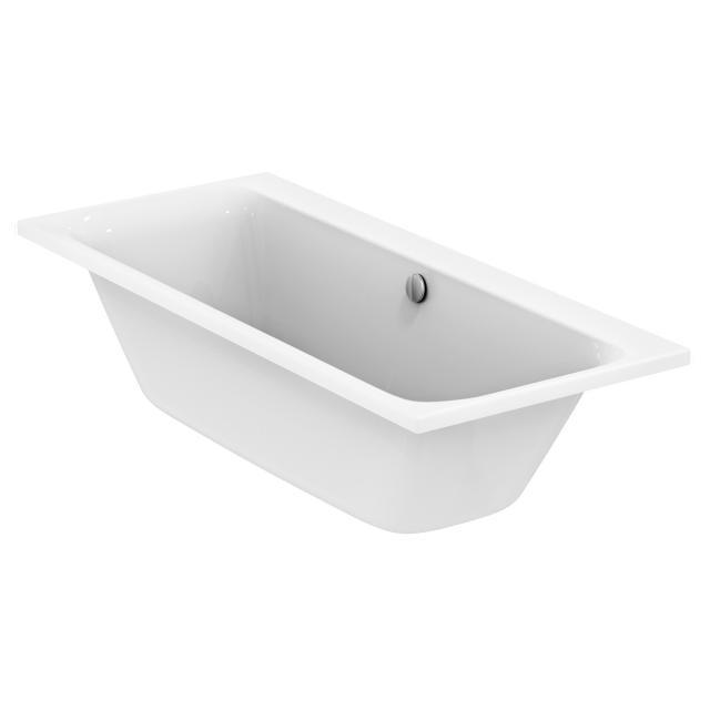Ideal Standard Tonic II Duo Rechteck-Badewanne, Einbau ohne Wanneneinlauf