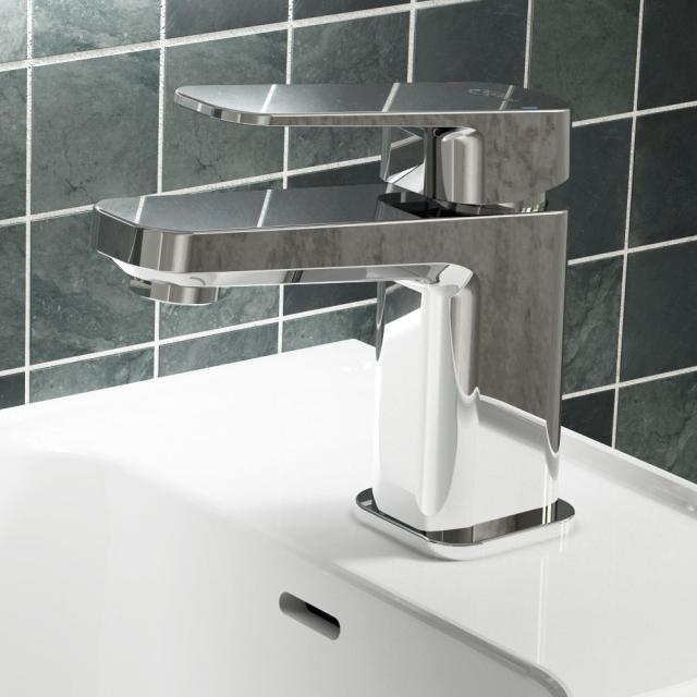 Ideal Standard Tonic II Einhebel-Waschtischarmatur PICCOLO ohne Ablaufgarnitur
