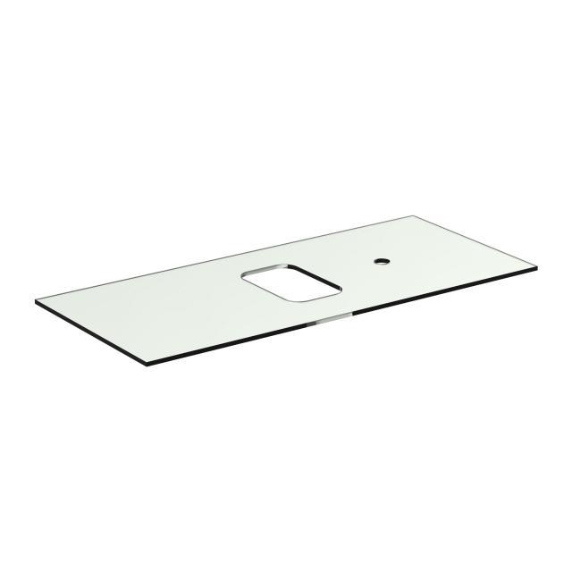 Ideal Standard Tonic II Glaskonsole für Schale asymmetrisch