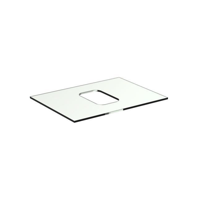 Ideal Standard Tonic II Glaskonsole für Schale symmetrisch