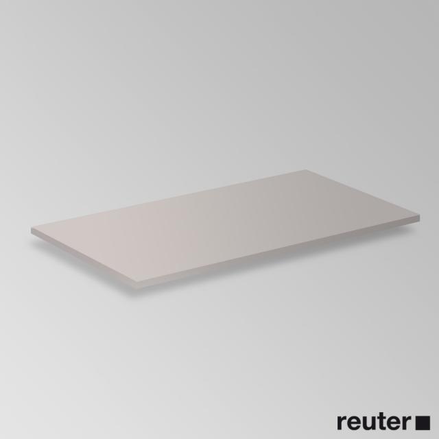 Ideal Standard Tonic II Holzkonsole hellbraun hochglanz