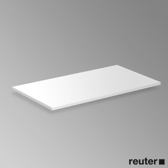 Ideal Standard Tonic II Holzkonsole weiß hochglanz