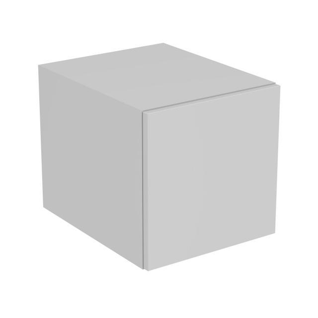 Ideal Standard Tonic II Seitenschrank Front hellgrau hochglanz/ Korpus hellgrau hochglanz