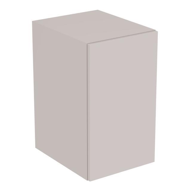 Ideal Standard Tonic II Seitenschrank Front hellbraun hochglanz/ Korpus hellbraun hochglanz