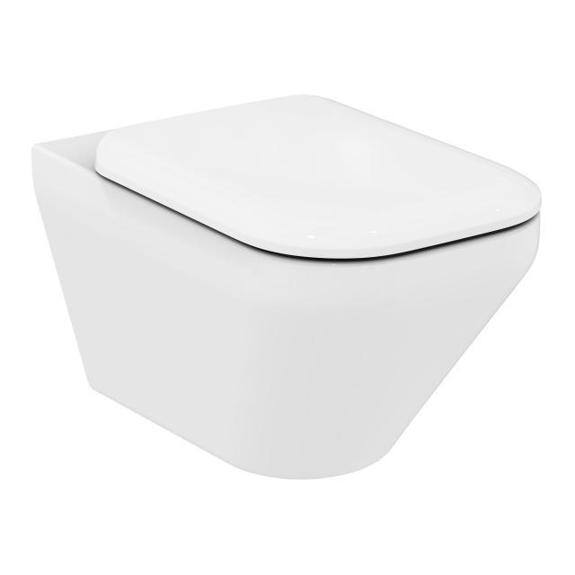 Ideal Standard Tonic II Wand-Tiefspül-WC, spülrandlos weiß