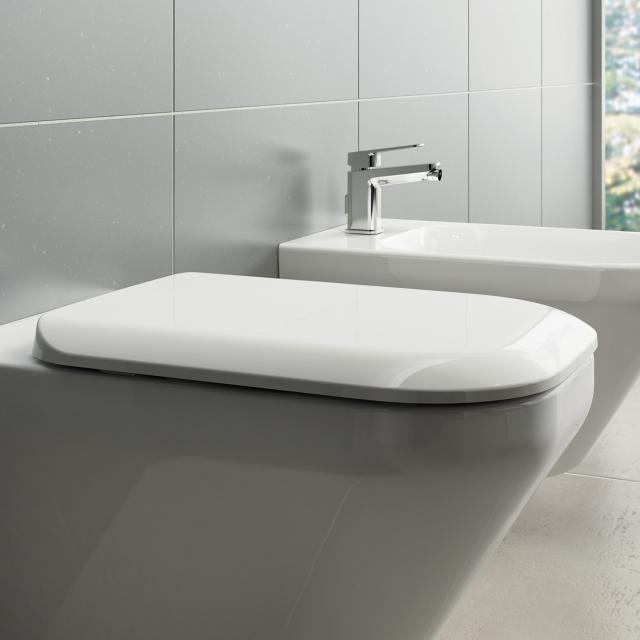 Ideal Standard Tonic II WC-Sitz weiß mit Absenkautomatik soft-close