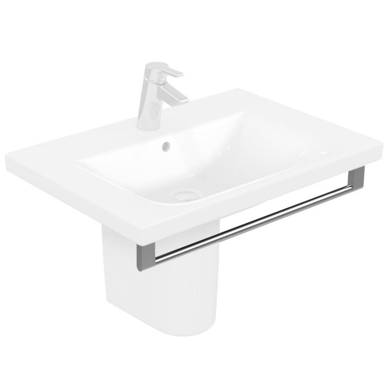 ideal standard connect handtuchhalter f r waschtisch 65 cm. Black Bedroom Furniture Sets. Home Design Ideas