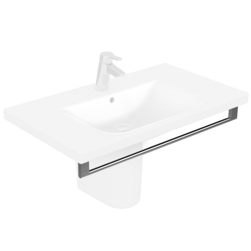 ideal standard connect handtuchhalter f r waschtisch 80 cm e6983aa reuter. Black Bedroom Furniture Sets. Home Design Ideas