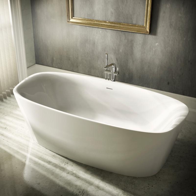 ideal standard dea freistehende badewanne e306801 reuter. Black Bedroom Furniture Sets. Home Design Ideas