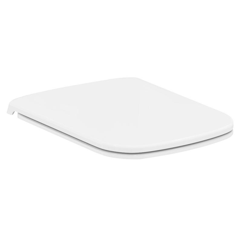 Fabulous Ideal Standard Mia / Strada WC-Sitz Flat weiß mit Absenkautomatik UI72