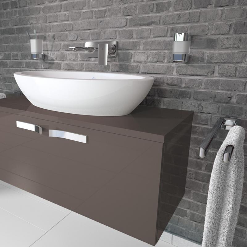 ideal standard strada einhebel wand waschtischarmatur unterputz bausatz 2 ausladung 172 mm. Black Bedroom Furniture Sets. Home Design Ideas