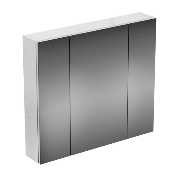 Ideal Standard Strada Spiegelschrank Front verspiegelt/Korpus weiß