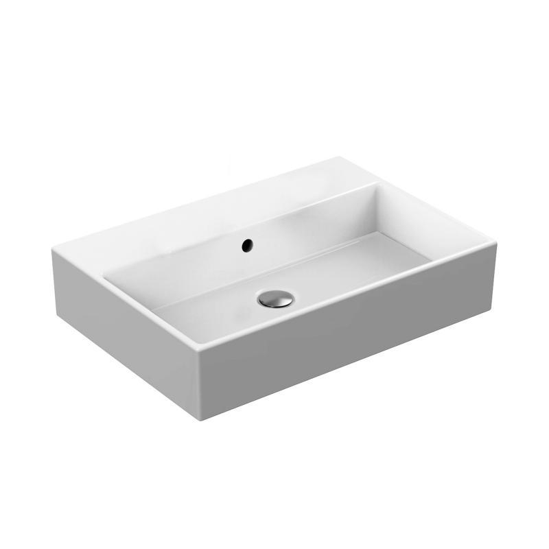 Waschbecken eckig ohne hahnloch  Ideal Standard Strada Waschtisch weiß, ohne Hahnloch - K079701 ...
