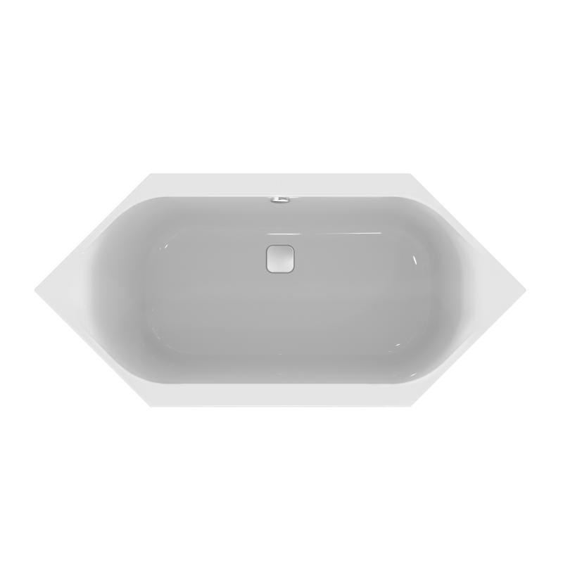 ideal standard tonic ii sechseck badewanne k291401 reuter. Black Bedroom Furniture Sets. Home Design Ideas