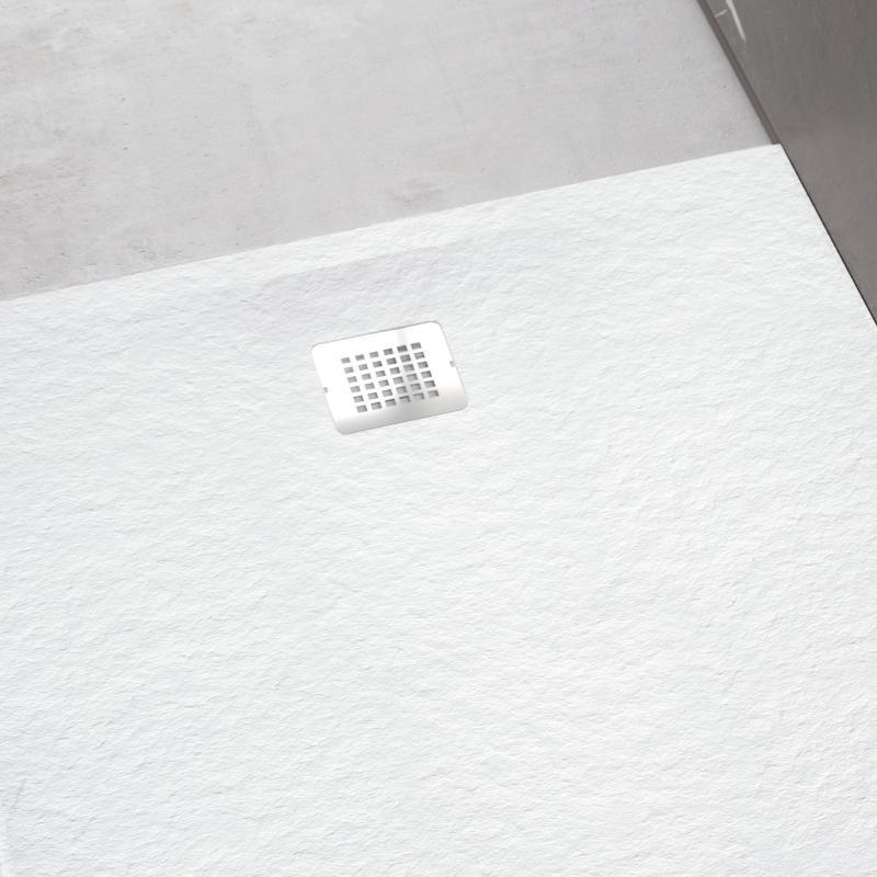 ideal standard ultra flat s rechteck duschwanne carrarawei k8214fr reuter. Black Bedroom Furniture Sets. Home Design Ideas