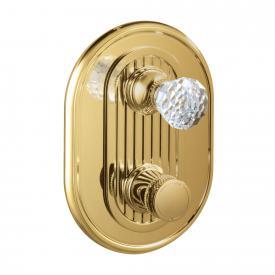 "Jado Perlrand Cristal UP-Thermostat 1/2"" und 3/4"""