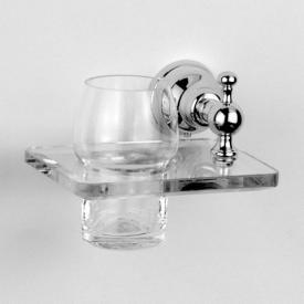 Jörger Delphi Glashalter komplett chrom