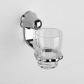 Jörger Ramses Glashalter komplett chrom