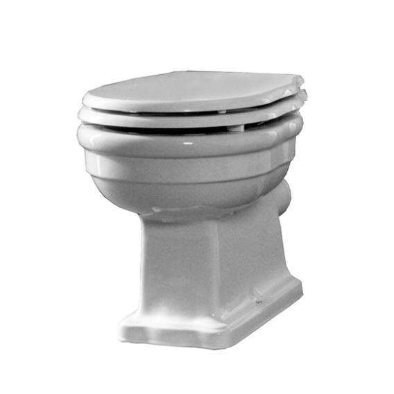 Jörger Delphi Stand-Tiefspül-WC, Abgang senkrecht Abgang senkrecht