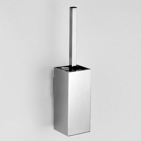 Jörger Empire II Toilettenbürstengarnitur komplett, wandhängend chrom