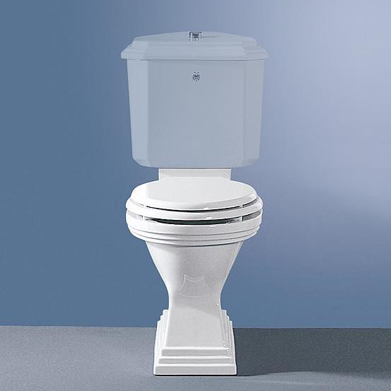 Jörger Scala II Stand-Tiefspül-WC für Kombination Abgang waagerecht