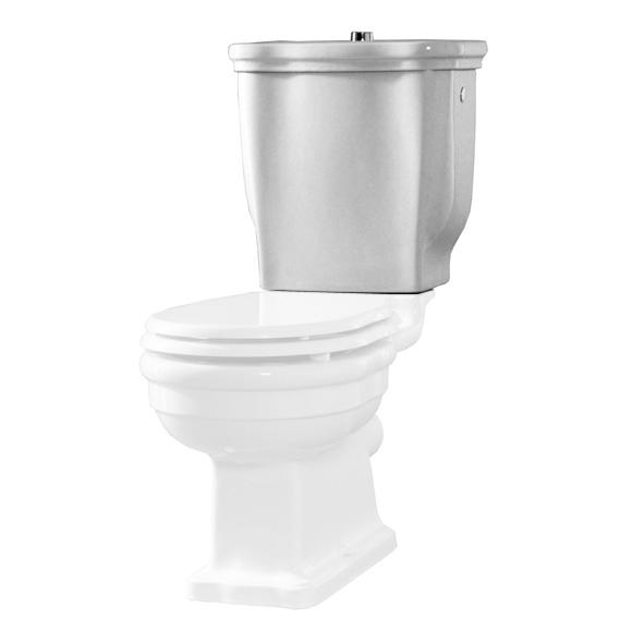 Jörger Delphi Spülkasten zu Kombination mit Tiefspül-WC