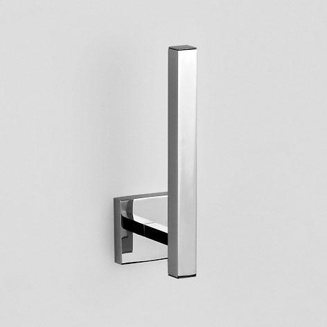 Jörger Empire II Reserve-Toilettenpapierhalter platin matt