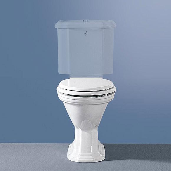Jörger Symphonie II Stand-Tiefspül-WC für Kombination